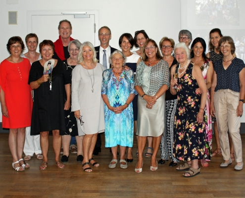 Winckelmann Akademie fuer Kunstgeschichte Muenchen, Abschlussfest Juni 2018-1