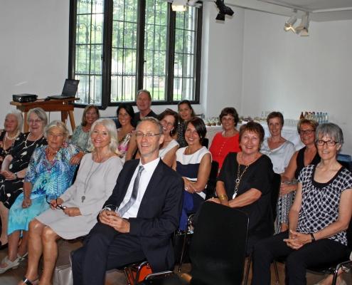 Winckelmann Akademie fuer Kunstgeschichte Muenchen, Abschlussfest Juni 2018-2