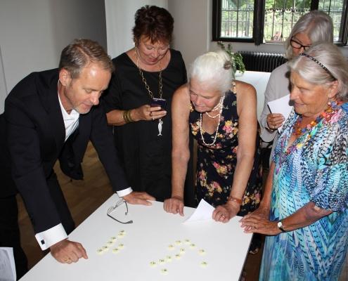 Winckelmann Akademie fuer Kunstgeschichte Muenchen, Abschlussfest Juni 2018-5