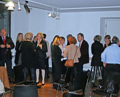 Winckelmann Akademie fuer Kunstgeschichte Muenchen, Abschlussfest Dezember 2014-11