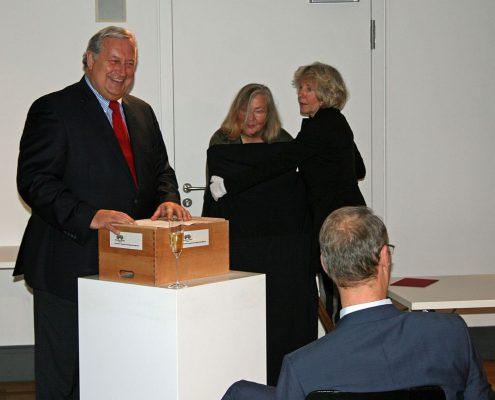 Winckelmann Akademie fuer Kunstgeschichte Muenchen, Abschlussfest Dezember 2014-9