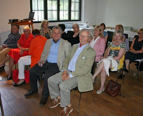 Winckelmann Akademie fuer Kunstgeschichte Muenchen, Abschlussfest Juli 2016-1