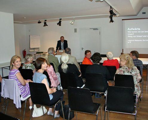 Winckelmann Akademie fuer Kunstgeschichte Muenchen, Abschlussfest Juli 2016-2