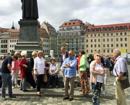 Winckelmann Akademie fuer Kunstgeschichte Muenchen, Exkursion Dresden, Juli 2018_1