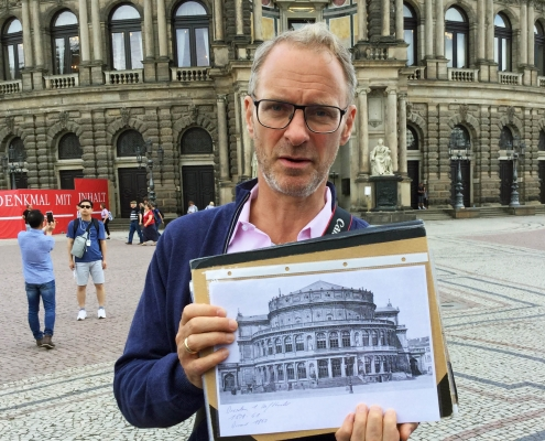 Winckelmann Akademie fuer Kunstgeschichte Muenchen, Exkursion Dresden, Juli 2018_2