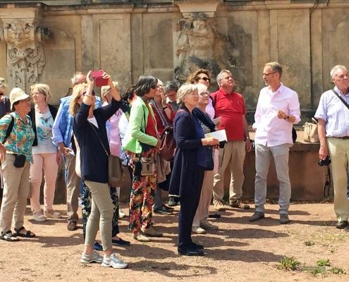 Winckelmann Akademie fuer Kunstgeschichte Muenchen, Exkursion Dresden, Juli 2018_8