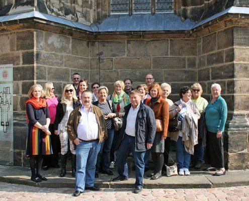 Winckelmann Akademie fuer Kunstgeschichte Muenchen, Exkursion Dresden Mai 2013-1