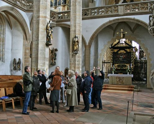 Winckelmann Akademie fuer Kunstgeschichte Muenchen, Exkursion Dresden Mai 2013-2