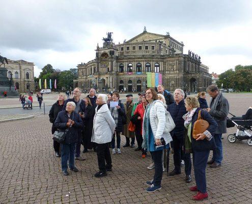 Winckelmann Akademie fuer Kunstgeschichte Muenchen, Exkursion Dresden Oktober 2016-1