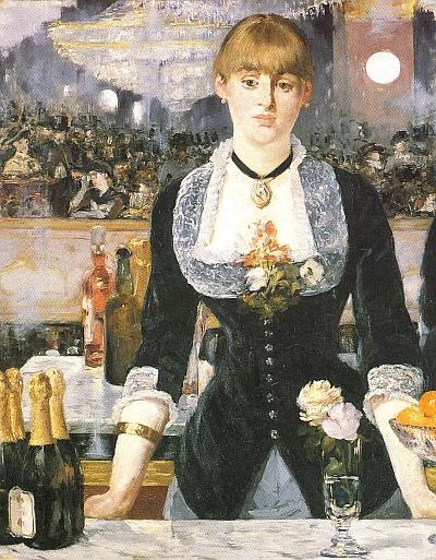 Das Gemaelde von Manet wird im Trimester 8 der Winckelmann Akademie fuer Kunstgeschichte Muenchen besprochen.