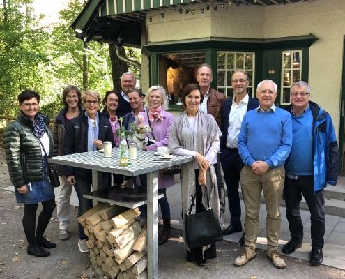 Winckelmann Akademie für Kunstgeschichte München, Studientag 2019 Oktober