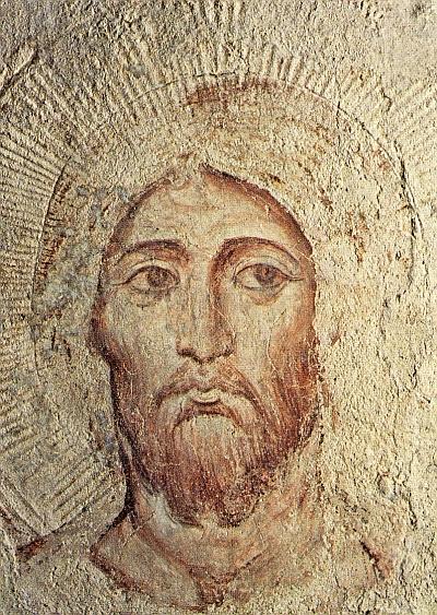 Das Fresko von Cimabue wird im Trimester 3 der Winckelmann Akademie fuer Kunstgeschichte Muenchen besprochen.