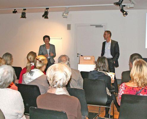Winckelmann Akademie fuer Kunstgeschichte Muenchen, Infoabend Dezember 2011-5