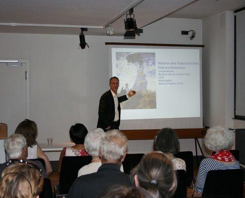 Winckelmann Akademie fuer Kunstgeschichte Muenchen, Infoabend Juli 2016-6