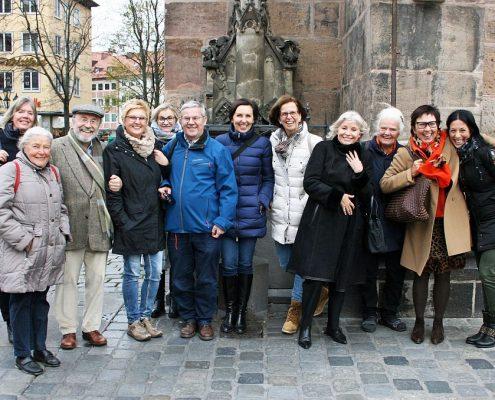 Winckelmann Akademie fuer Kunstgeschichte Muenchen, Exkursion Nuernberg November 2015
