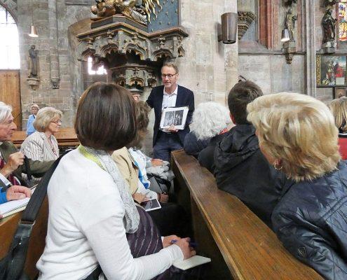Winckelmann Akademie fuer Kunstgeschichte Muenchen, Exkursion Nuernberg Juli 2017-2