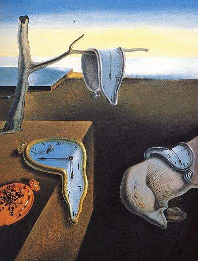 Das Gemaelde von Dali wird im Trimester 9 der Winckelmann Akademie fuer Kunstgeschichte Muenchen besprochen.