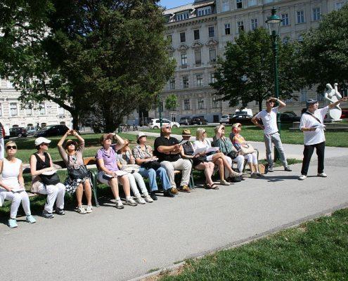 Winckelmann Akademie fuer Kunstgeschichte Muenchen, Exkursion Wien Juli 2014-13