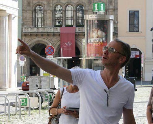 Winckelmann Akademie fuer Kunstgeschichte Muenchen, Exkursion Wien Juli 2014-15