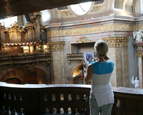 Winckelmann Akademie fuer Kunstgeschichte Muenchen, Exkursion Wien Juli 2014-7