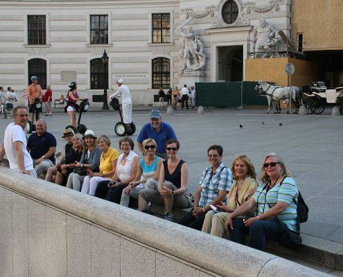 Winckelmann Akademie fuer Kunstgeschichte Muenchen, Exkursion Wien Juli 2014-8