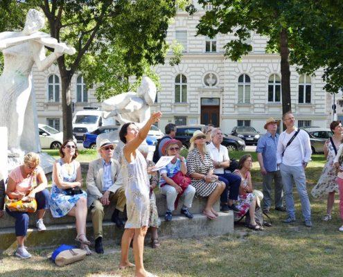 Winckelmann Akademie fuer Kunstgeschichte Muenchen, Exkursion Wien Juni 2017-10