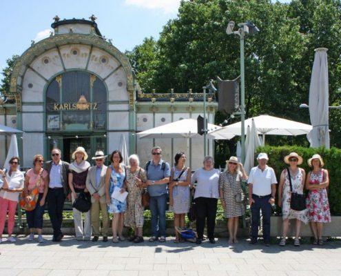 Winckelmann Akademie fuer Kunstgeschichte Muenchen, Exkursion Wien Juni 2017-6