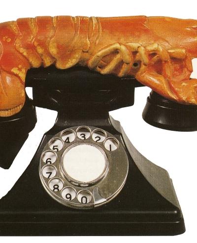 Die Objektkunst von Dali wird im Trimester 9 der Winckelmann Akademie fuer Kunstgeschichte Muenchen besprochen.
