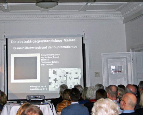 Winckelmann Akademie fuer Kunstgeschichte, Vortrag Kunst verstehen an der Gaertnerklinik, Maerz 2018, 2