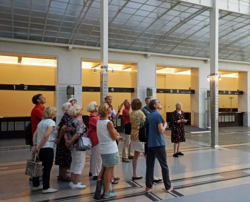 Winckelmann Akademie fuer Kunstgeschichte Muenchen, Exkursion, Wien Juli 2019